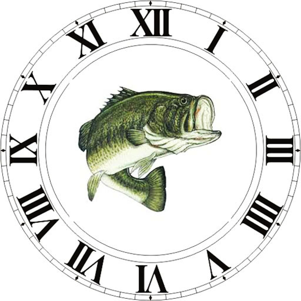 Best Fishing Times app icon